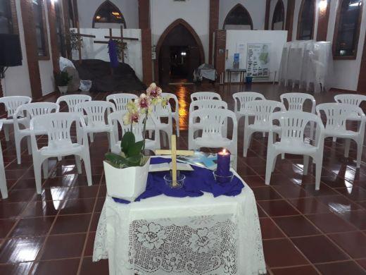 Curso TRILHA8 no Sínodo Mato Grosso