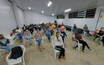 Projeto ARTE PARA A VIDA inicia atividades 2021